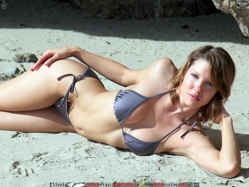 Woman beautiful women bikini model