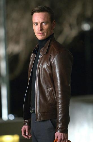 Michael Fassbender as Erik Lehnsherr (The Young Magneto) in X-Men: First Class (2011)