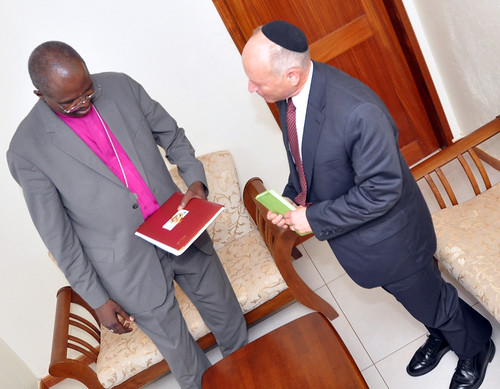 Religious dialogue in East Africa, June 2011