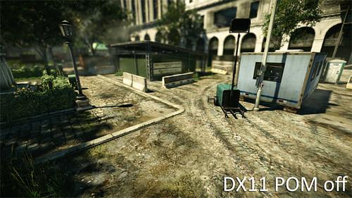 DX11 POM Off