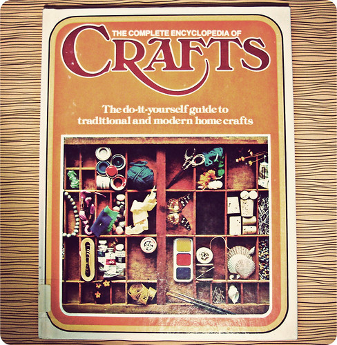 Encyclopedia of Craft; Volume 1.