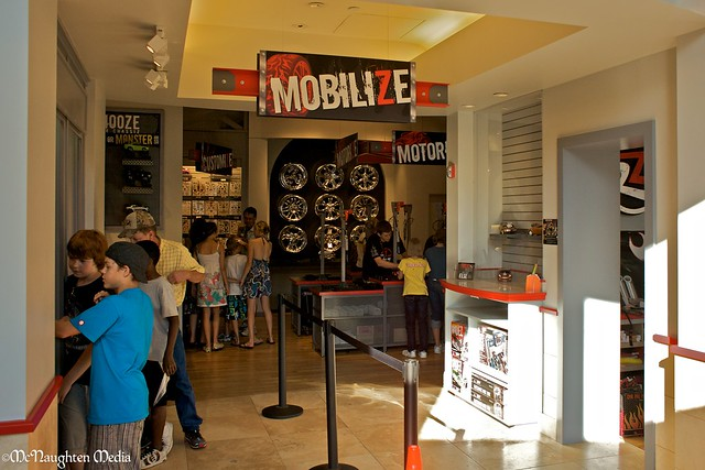 RIDEMAKERZ opens at Disneylands Down Town Disney by Imagineering My Way