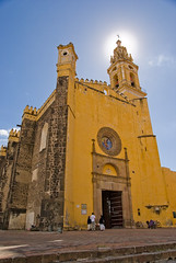Convento de San Gabriel (chblet) Tags: mxico iglesia sangabriel convento cholula puebla 100 chablet