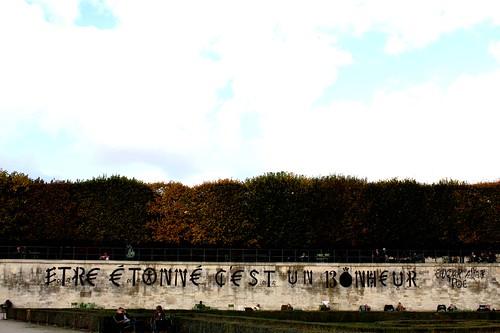 fiac aux tuileries