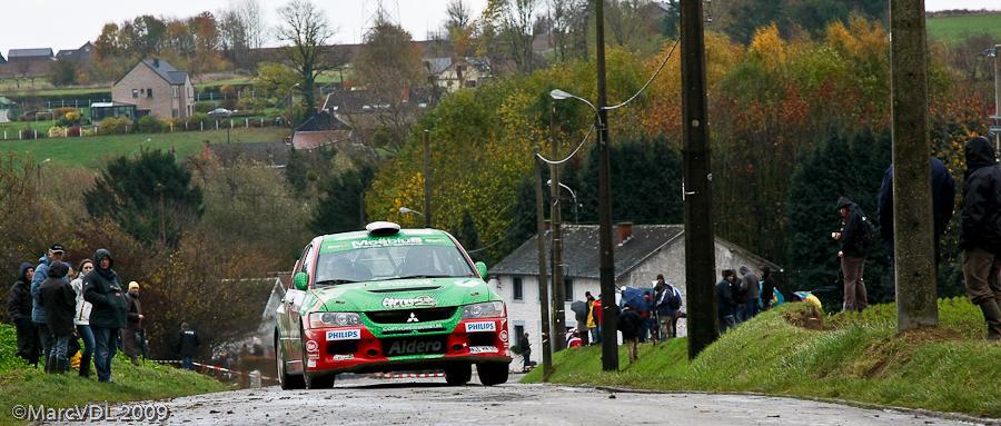 Sortie Rallye du Condroz 2009 - 7 nov 2009 - les photos - Page 2 4090313168_6d1c87c6e0_o