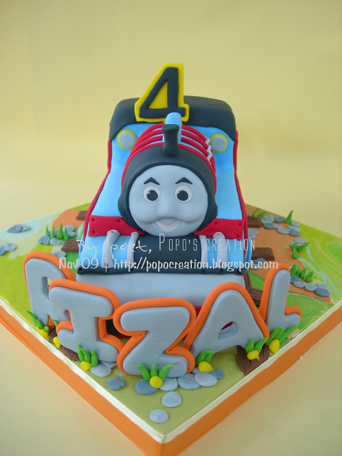 Thomas Cake for RIZAL