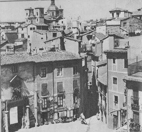 Corral de Don Diego a mediados del siglo XX