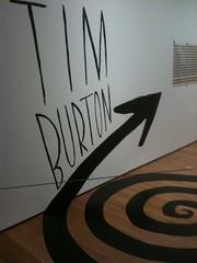 Tim Burton @ MOMA