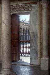 Doorway to Islam (pbr42) Tags: door architecture tunisia tunis mosque doorway hdr zaytouna zaytounamosque