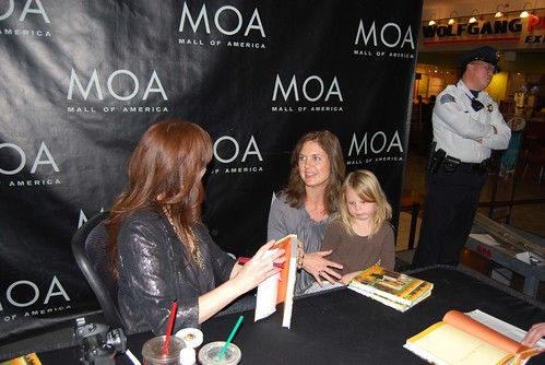 PW Book signing