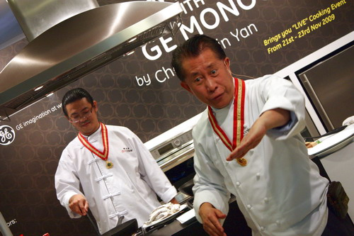 Culinary Experience with GE Monogram by Chef Martin Yan 3