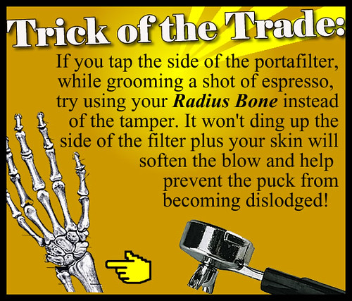 Trick of the Trade: Radius