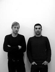 Das Designer-Duo ErenlerBauer[