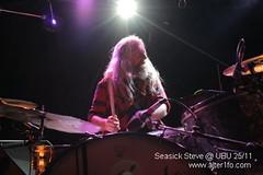 Seasick Steve @ UBU 05 (alter1fo) Tags: concert bluegrass gig blues atm 2009 rennes ubu seasicksteve alter1focom marcloret