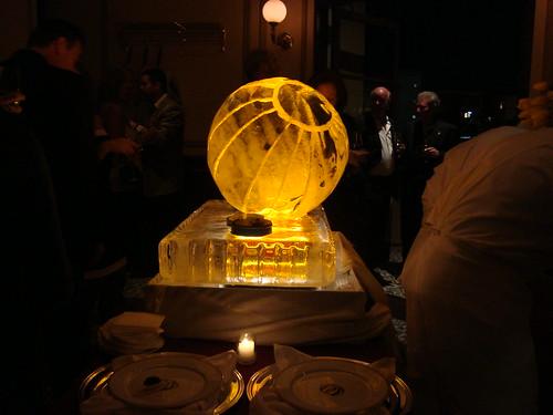 Bouchon Ice Sculpture & Caviar Station