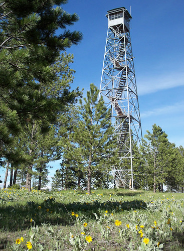 Summit Ridge Lookout Tower