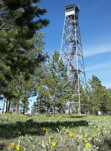 Summit Ridge Lookout Tower