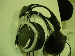 Sony MDR-XD200 (RIP) (JonJCP) Tags: sony headphones mdr xd200
