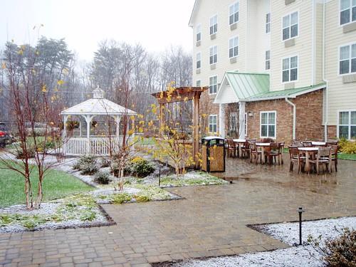 5 Dec 09 Snow in Washington DC