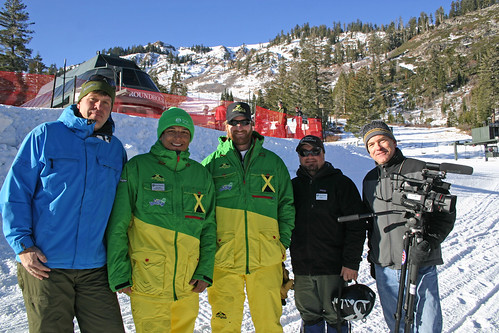 Jamaica Ski Team