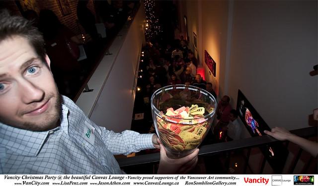 VanCity Xmas Party-CanvasLounge-RonSombilonGallery_Print (107) by Ron Sombilon Gallery