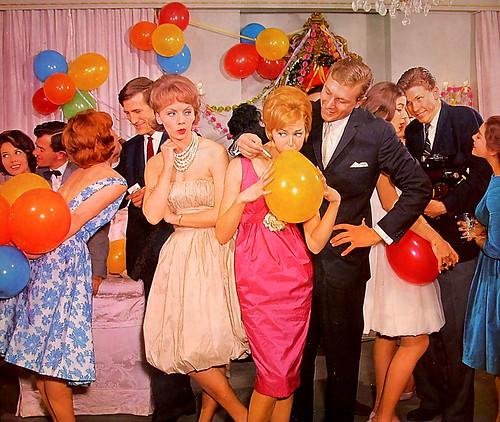 ...party etiquette
