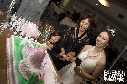 Kim's Debut Party