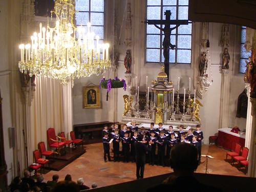 Vienna Boy's Choir!