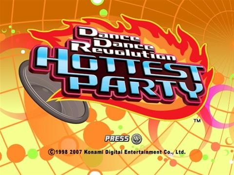 Dance Dance Revolution Hottest Party Wii Review