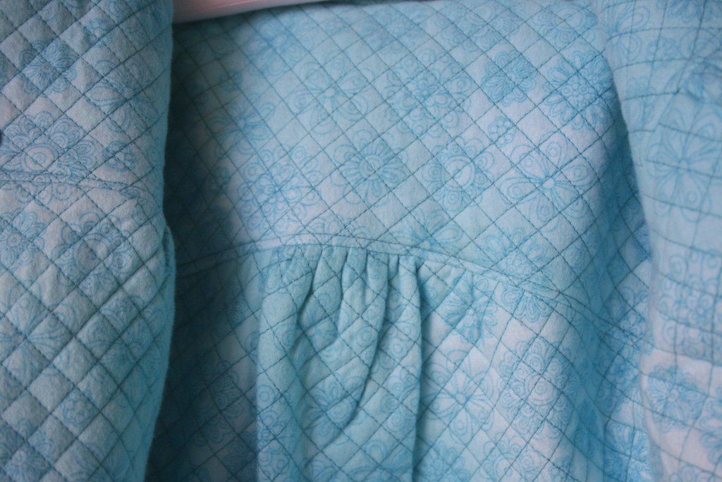 Pesponto / Quilted linning