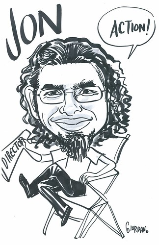 Jon - Caricature - 20091216