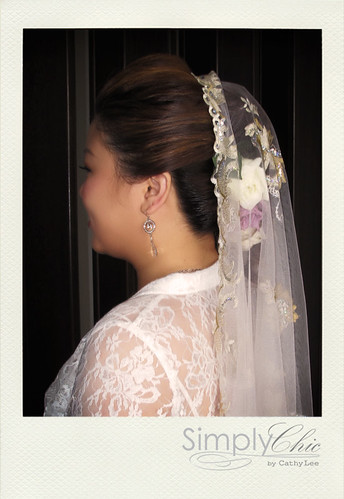 Marianne ~ Wedding Day