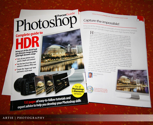 .:: Photoshop Focus Guide | Front Cover Publication ::.