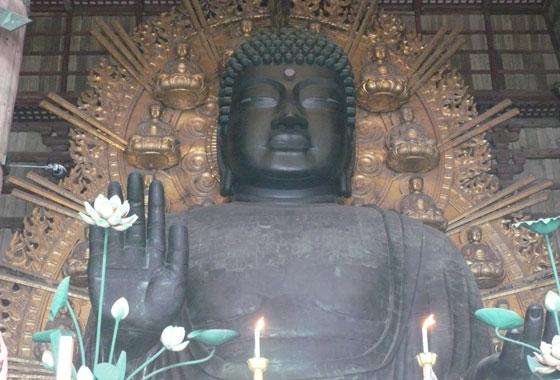 Hello again Buddha!