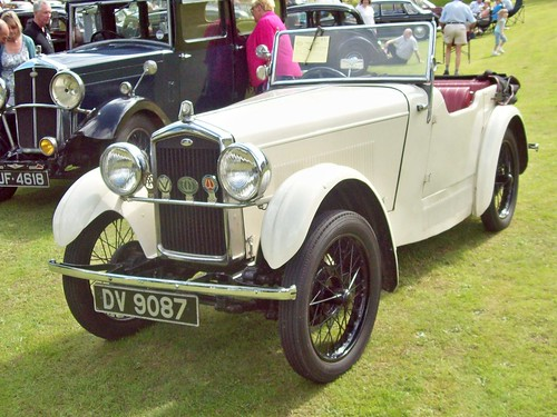 85 Wolseley Hornet Sports (1931)