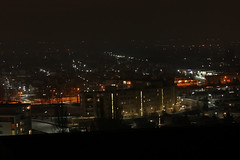 A view of Roosendaal at night (c.oosterbos) Tags: night view roosendaal