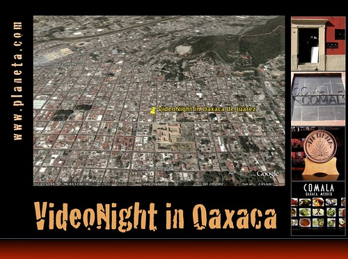 2010 VideoNight in Oaxaca