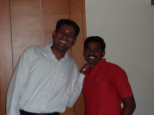 Venkat and Prabhu