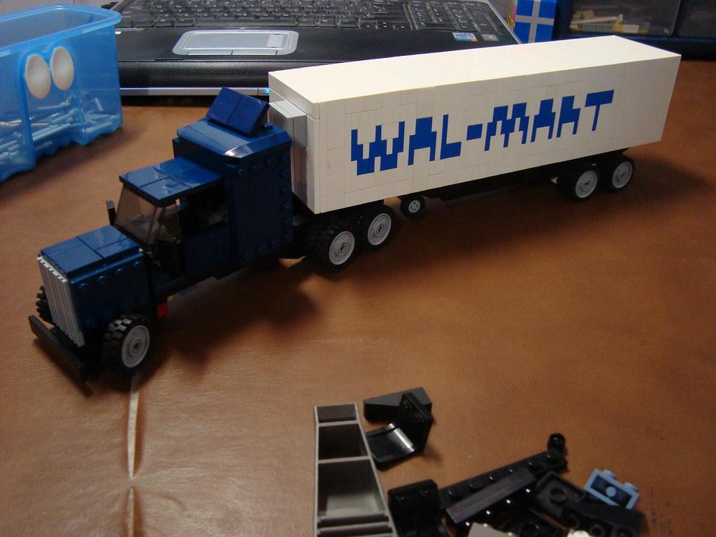 WAL•MART Semi - 95%