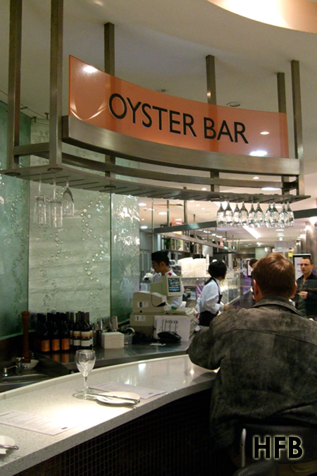 Oyster Bar, David Jones, Perth 08