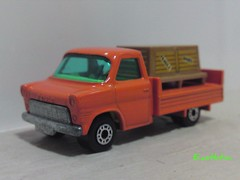 Ford Transit MK I (Eastbtm - I am back online again. :)) Tags: england ford pickup transit series 1977 mk matchbox lesney superfast i