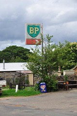 BP - BLAST from the PAST (highplains68) Tags: bowser australia nsw oil newsouthwales petrol gasoline bp aus servo servicestation tyringham britishpetroleum beyondpetroleum