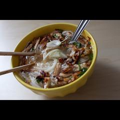 Yummy! Ph Chicken (~Thanh) Tags: food chicken vietnamese bokeh viet poulet vietnamien ph