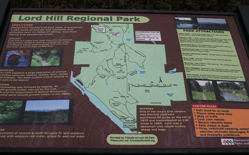 Lord Hill County Park