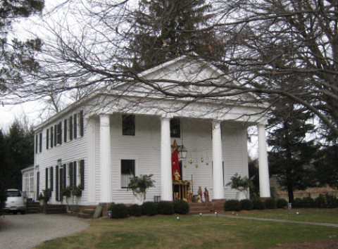 Maplewood Historic House 480