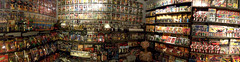 80's Toy Room Panaramic View (Diefladercolb) Tags: gabriel starwars mask godzilla transformers actionfigures imperial kenner ideal voltron arco takara motu popy mattel indianajones tomy matchbox fleetwood hasbro bandai mego coleco robotech knickerbocker nomura peco shogunwarriors revell mospeada galoob ljn takatoku vintagetoycollection vintageactionfigures kennerstarwars