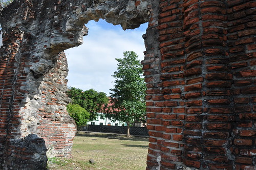 Old Camalaniugan Church Ruin