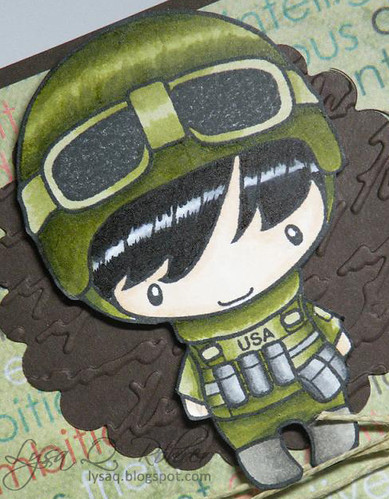 Soldier Ian
