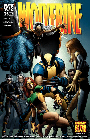 Digital Comics Wolverine