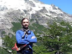 Frente al Tres Picos
